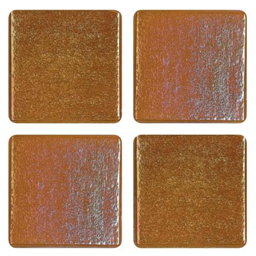 Mosaico in vetro Arancio Tenue