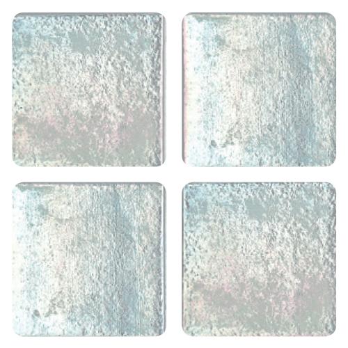 Mosaico in vetro Bianco Ghiaccio