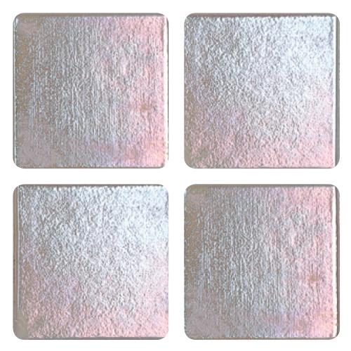 Mosaico in vetro Rosa Carne