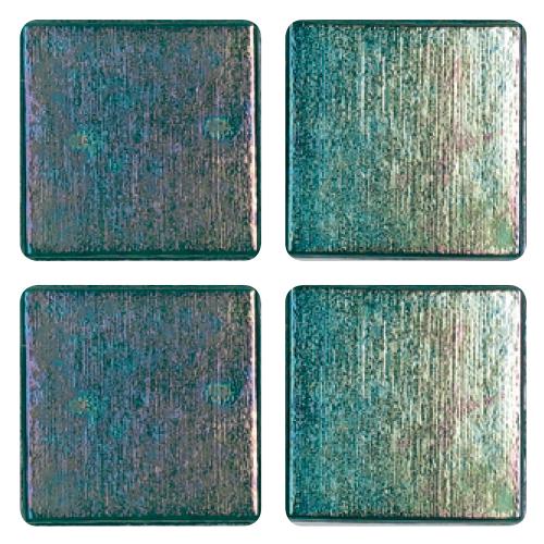 Mosaico in vetro Smeraldo
