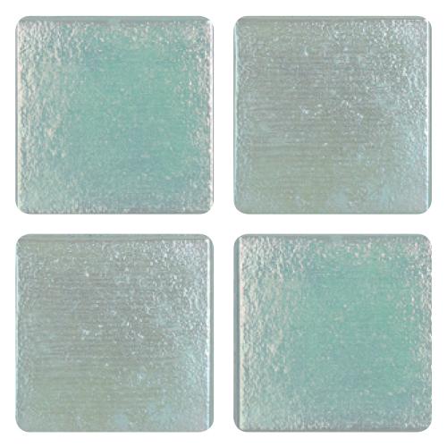 Mosaico in vetro Verde Pastello