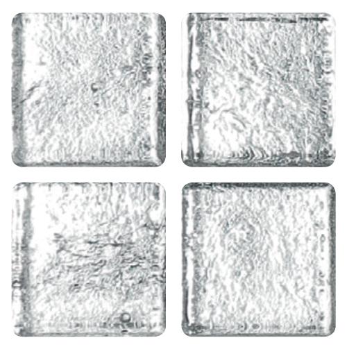 Mosaico in vetro Argento Vivo