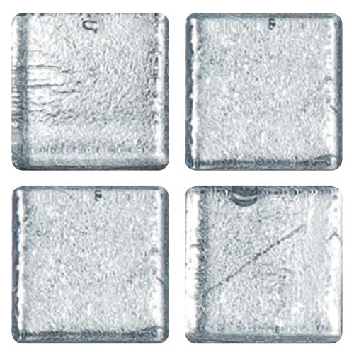 Mosaico in vetro Ceruleo Chiaro