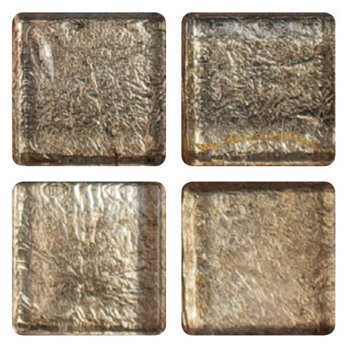 Mosaico in vetro Pergamena
