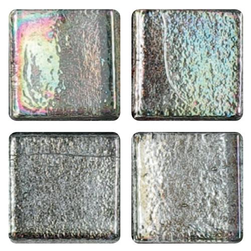 Mosaico in vetro Verde Perlato