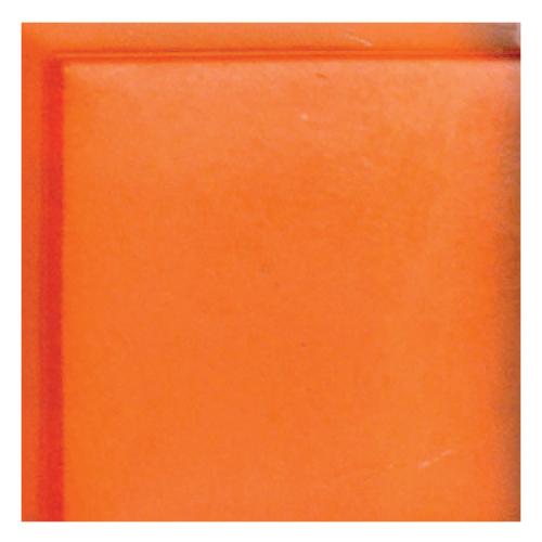 Mosaico in vetro Arancio Puro