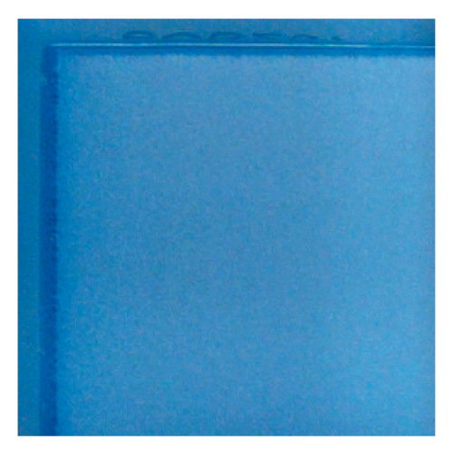 Mosaico in vetro Azzurro Avio