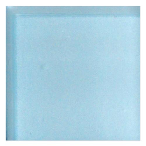 Mosaico in vetro Azzurro Delicato