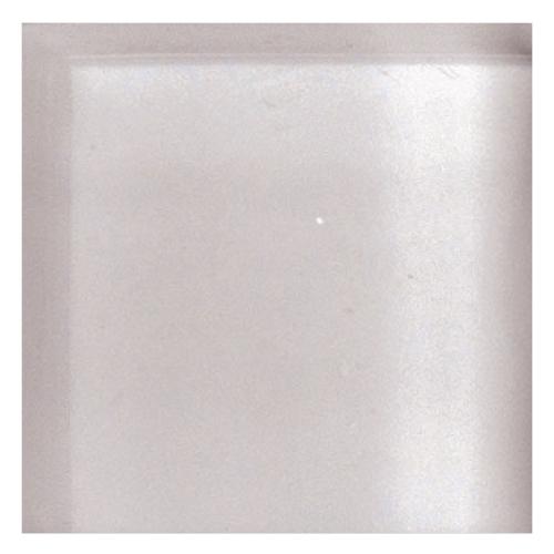 Mosaico in vetro Bianco Lilla