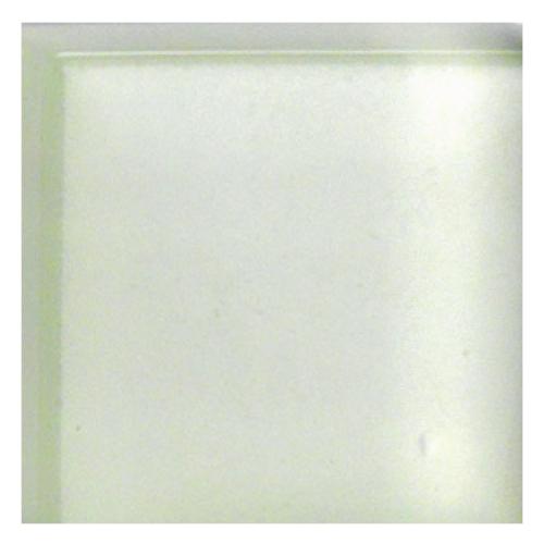 Mosaico in vetro Giallo Tenue