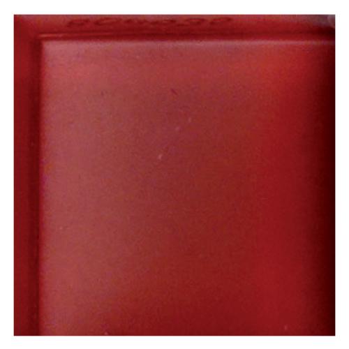 Mosaico in vetro Rosso Carminio