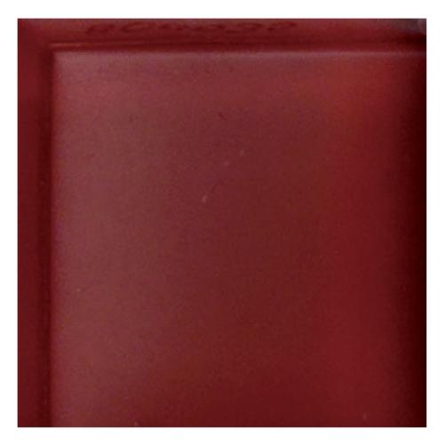 Mosaico in vetro Rosso Mattone