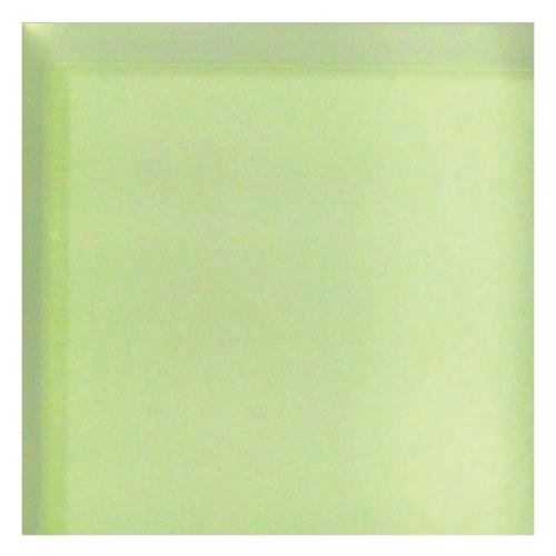 Mosaico in vetro Verde Tenue