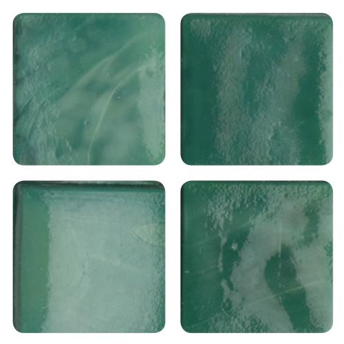 Mosaico in vetro Verde Menta