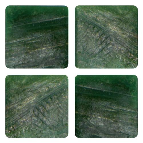 Mosaico in vetro Verde Erba