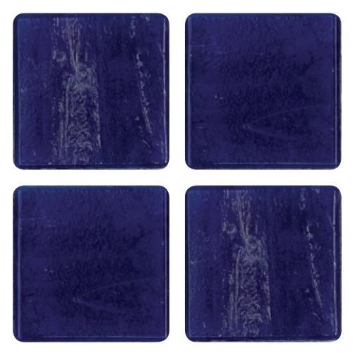 Mosaico in vetro Blu Oltremare