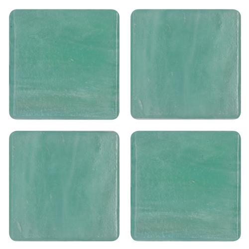 Mosaico in vetro Verde Giada