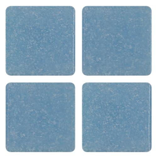 Mosaico in vetro Azzurro Fiordaliso