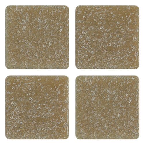 Mosaico in vetro Beige Scuro