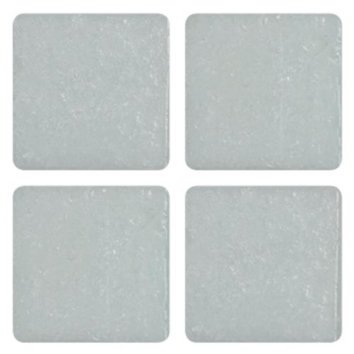 Mosaico in vetro Bianco Neve