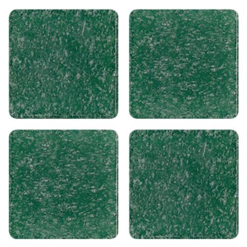 Mosaico in vetro Verde Caraibi