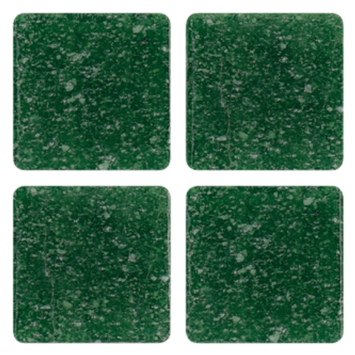 Mosaico in vetro Verde Muschio