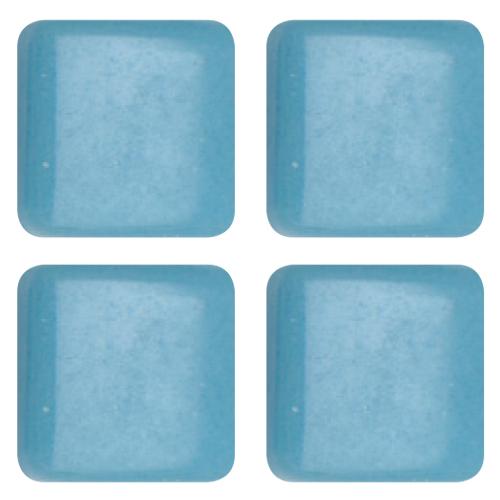 Mosaico in vetro Azzurro Acqua