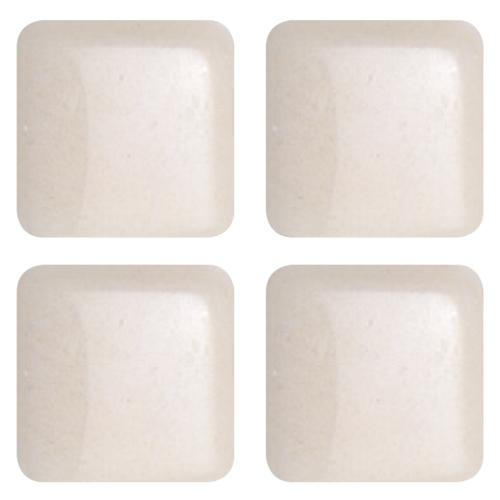 Mosaico in vetro Bianco Avorio