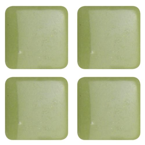 Mosaico in vetro Verde Foglia