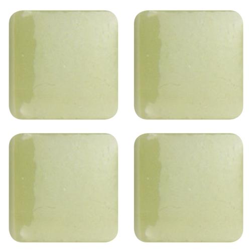 Mosaico in vetro Verde Pistacchio